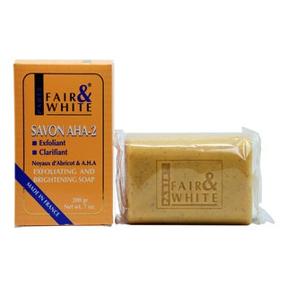 Paris Fair & White Original Savon AHA-2 7-ounce Exfoliating Soap