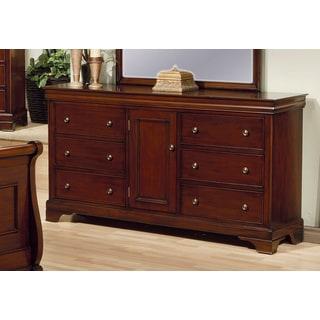 Coaster Company Versailles Mahogany 6-drawer Dresser