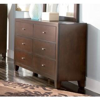 Coaster Company Loretta Brown Wood/Veneer Dresser