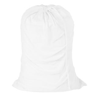 "Honey Can Do LBG-01142 24"" X 36"" White Mesh Laundry Bag"