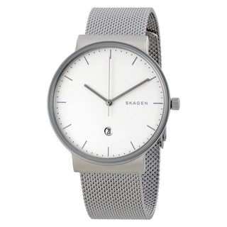 Skagen Men's SKW6290 'Ancher' Stainless Steel Watch
