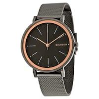 Skagen Women's SKW2507 'Hald' Grey Stainless Steel Watch