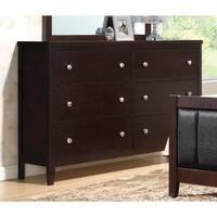 Gracewood Hollow Senac Brown Dresser