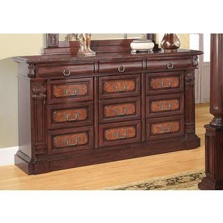 Grand Prado Cherry Dresser