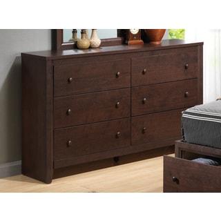 Contemporary Cherry Dresser