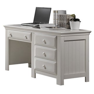 Greyson Living Jenna White Finish Wood Youth Desk