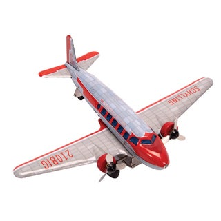 Schylling DC-3 Airplane with Spinning Propeller