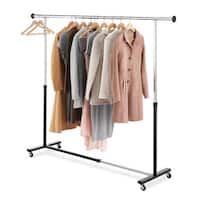 Expandable Garment Rack (Chrome)