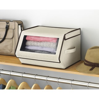 Stackable Window Box (Canvas)