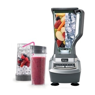 Ninja BL740 Professional Blender with Single Serve Cup (Refurbished)