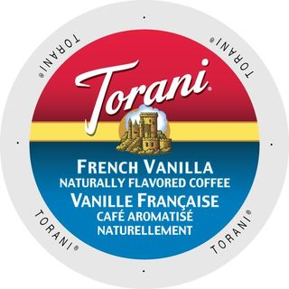 Torani Coffee French Vanilla Single-serve Cup Portion Pack