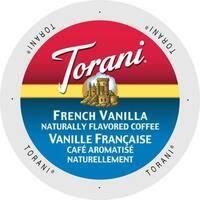 Torani Coffee French Vanilla Single-serve Cup Portion Pack
