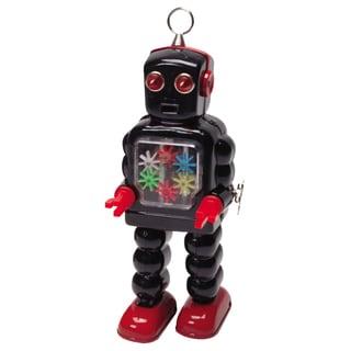Schylling Kids' Black High Wheel Robot