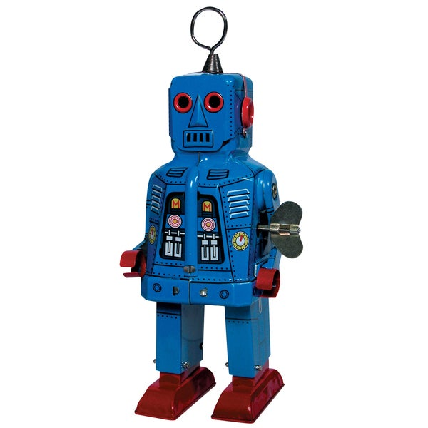 Schylling Space Robot (Colors May Vary)