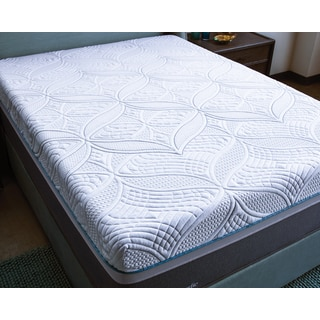 Sealy Posturepedic Hybrid Silver Plush Full-size Mattress Set