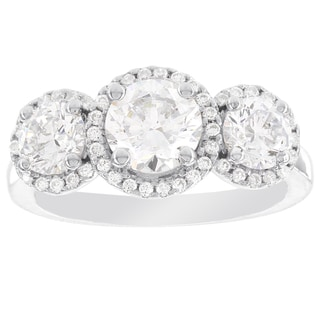 H Star Sterling Silver Diamagem Fashion Ring