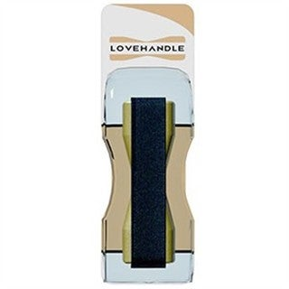 LoveHandle Solid Gold Retail Packaged Universal Phone Grip
