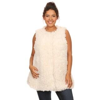 Hadari Women's Sleeveless Cardigan
