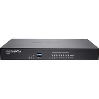 SonicWall TZ600 Network Security/Firewall Appliance - Thumbnail 0