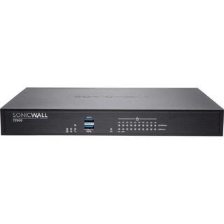 SonicWall TZ600 Network Security/Firewall Appliance