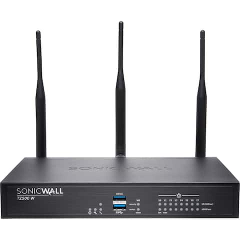 SonicWall TZ500 Network Security/Firewall Appliance