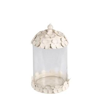 Privilege International White Medium Jar