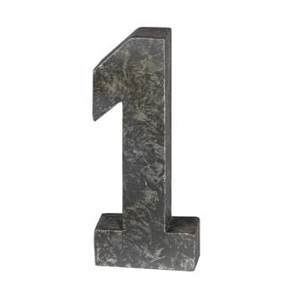 Privilege Metal Number 1 Figurine