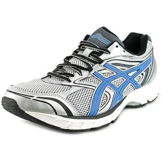 Asics Men's Gel-Equation 8 Silver and Blue Synthetic Athletic Shoes