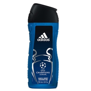 Adidas UEFA Champions League Star Editon 8.4-ounce Hair & Body Shower Gel