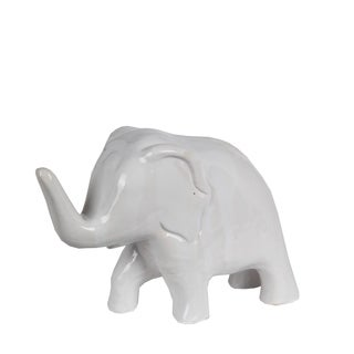 Privilege White Small Elephant