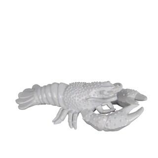 Privilege International White Ceramic Lobster Figurine