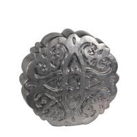 Privilege International Pewter Ceramic Large Decor
