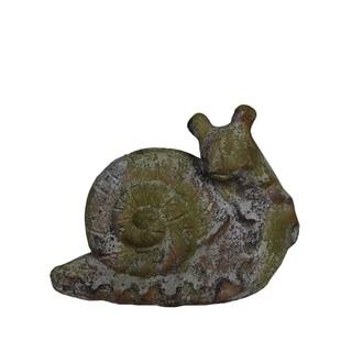 Privilege International Grey Ceramic Snail