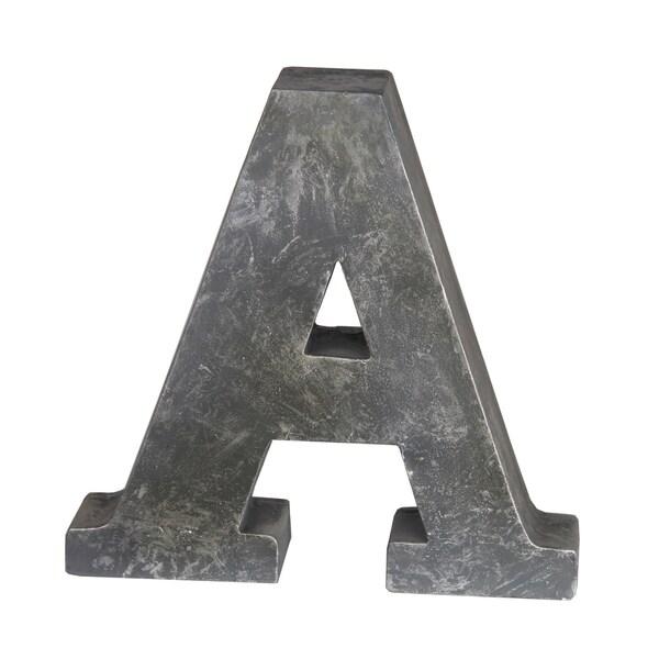 Privilege Design Ceramic Letter 'A' Figurine
