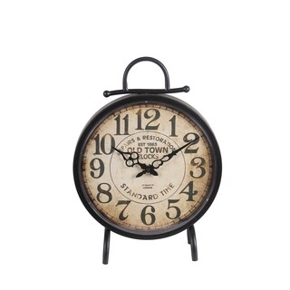 Privilege International Metal Clock