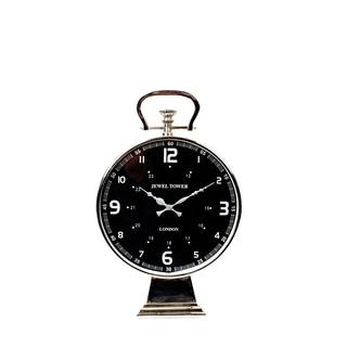 Privilege Aluminum Table Clock