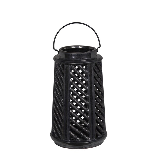 Privilege Ceramic Large Lantern
