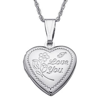 Kids 'I Love You' Engraved Heart Locket|https://ak1.ostkcdn.com/images/products/12508840/P19316343.jpg?impolicy=medium