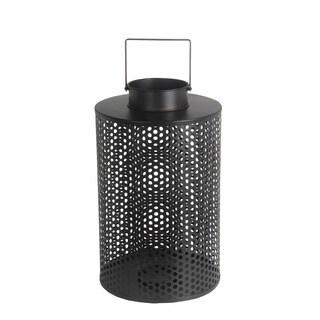 Privilege Black Iron Large Lantern