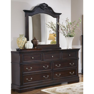 Coaster Company Cambridge Cherry Wood 7-drawer Dresser