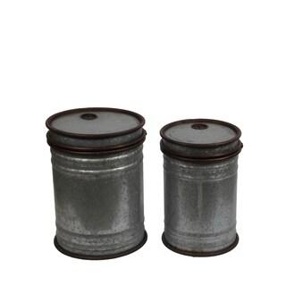 Privilege 2-piece Tin Cans