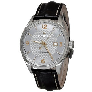 Hamilton Men's H32755551 Jazzmaster Silver Watch
