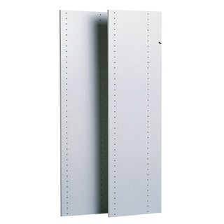 "Easy Track RV1447-C 48"" Cherry Easy Track Vertical Panels 2-count"