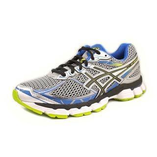 Asics Men's GT-3000 2 Grey Mesh Athletic Shoes