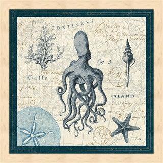 Pela 'Ocean Life VII' Framed Art