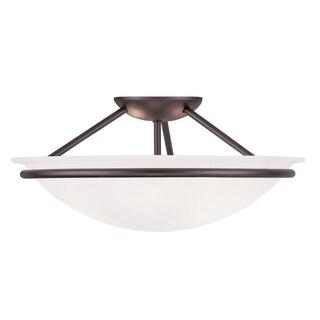 Livex Lighting Newburgh Ceiling-mount Light Fixture
