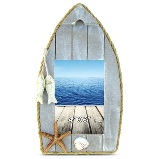 Nautical Decor Coastal Boat Frame