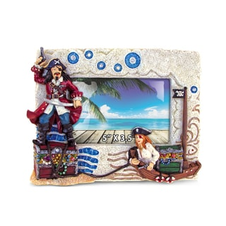 Stone Resin Pirate Frame