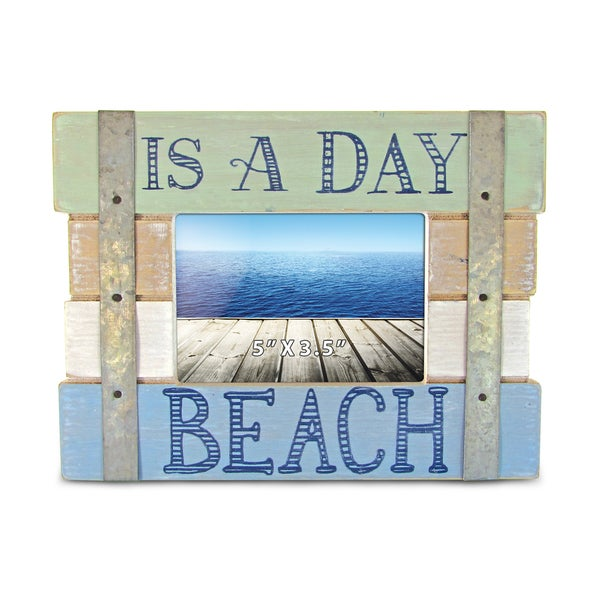 Nautical Decor Ocean Breeze Frame