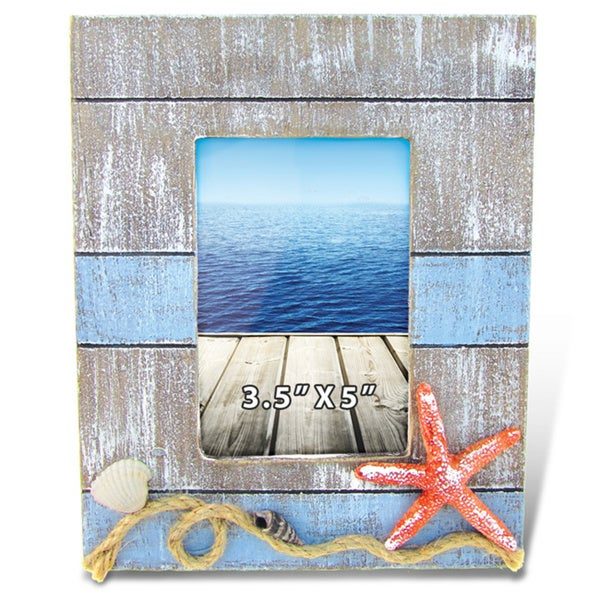 Nautical Decor Pacific Frame